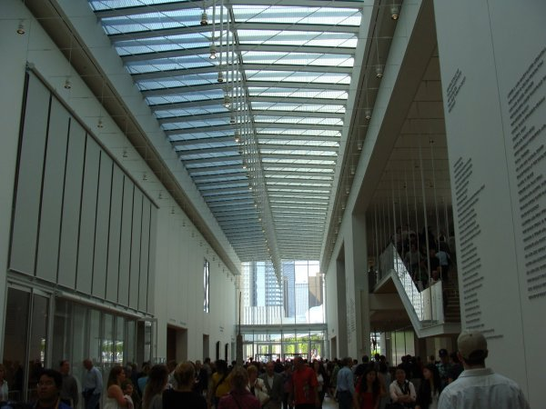 New Contemporary Wing at Chicago's Art Institute