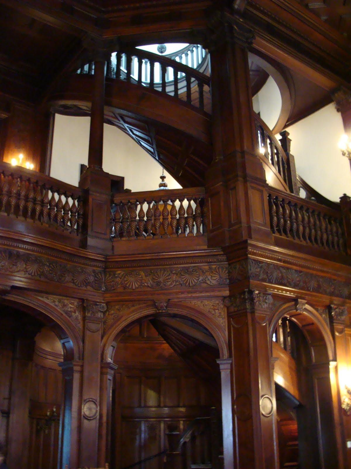 The Garrett Jacobs Mansion, Mount Vernon Square, Interior – St Louis ...