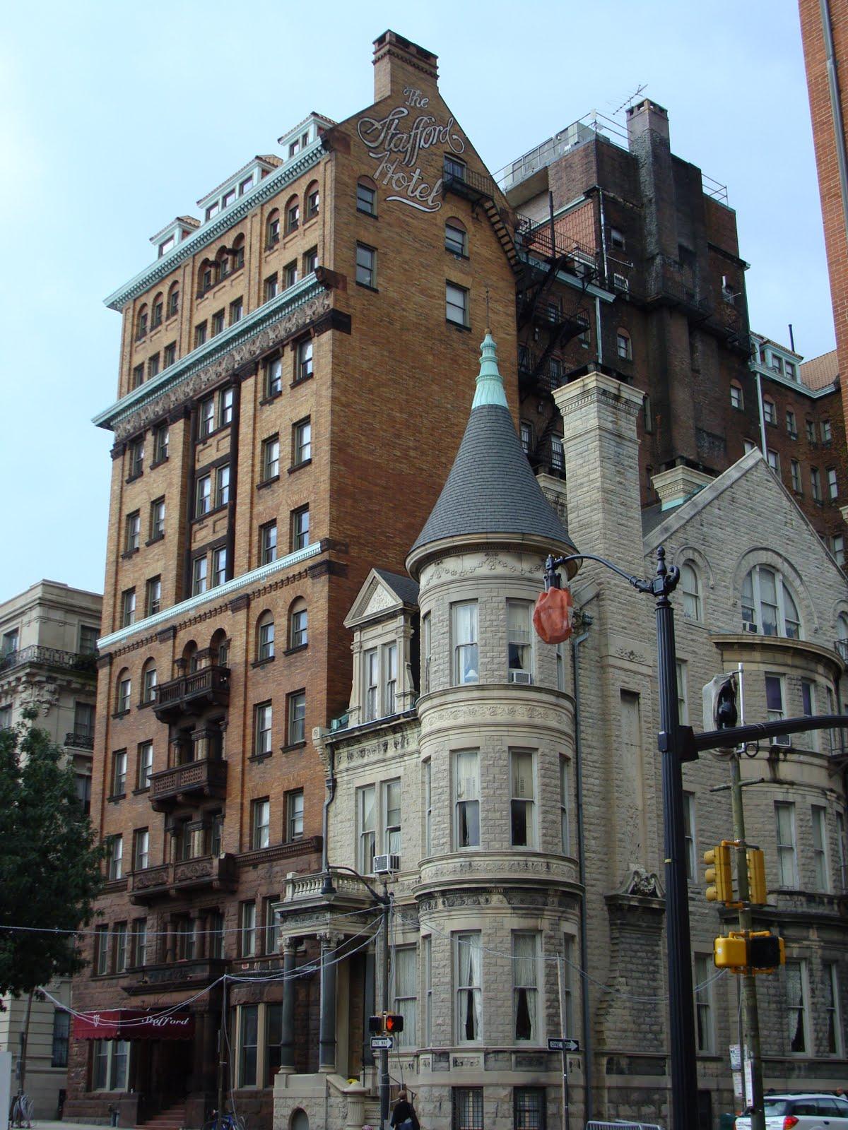 Mount Vernon Square Baltimore St Louis Patina