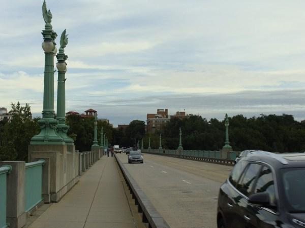 Taft Bridge, Rock Creek Valley, Washington, DC