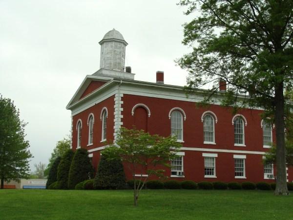 Iron County Courthouse, Ironton
