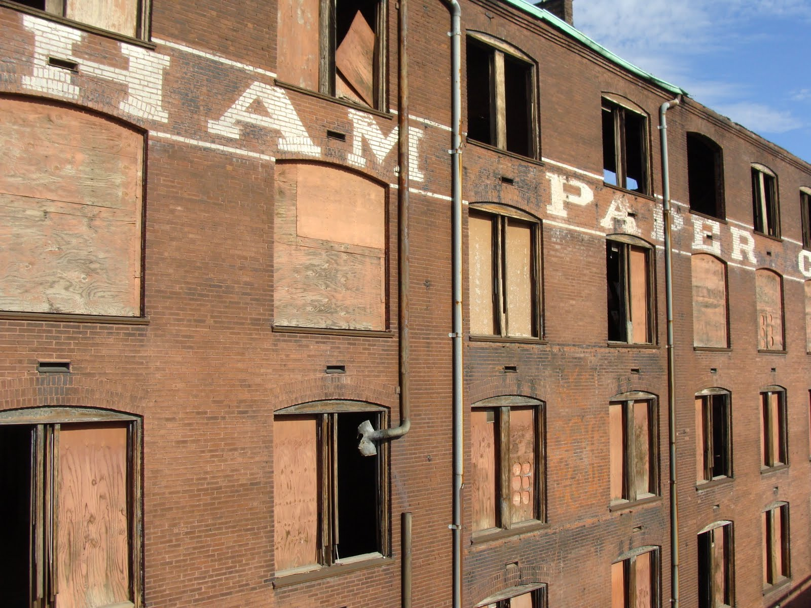 Cupples Curtain Wall : Cupples warehouse st louis patina