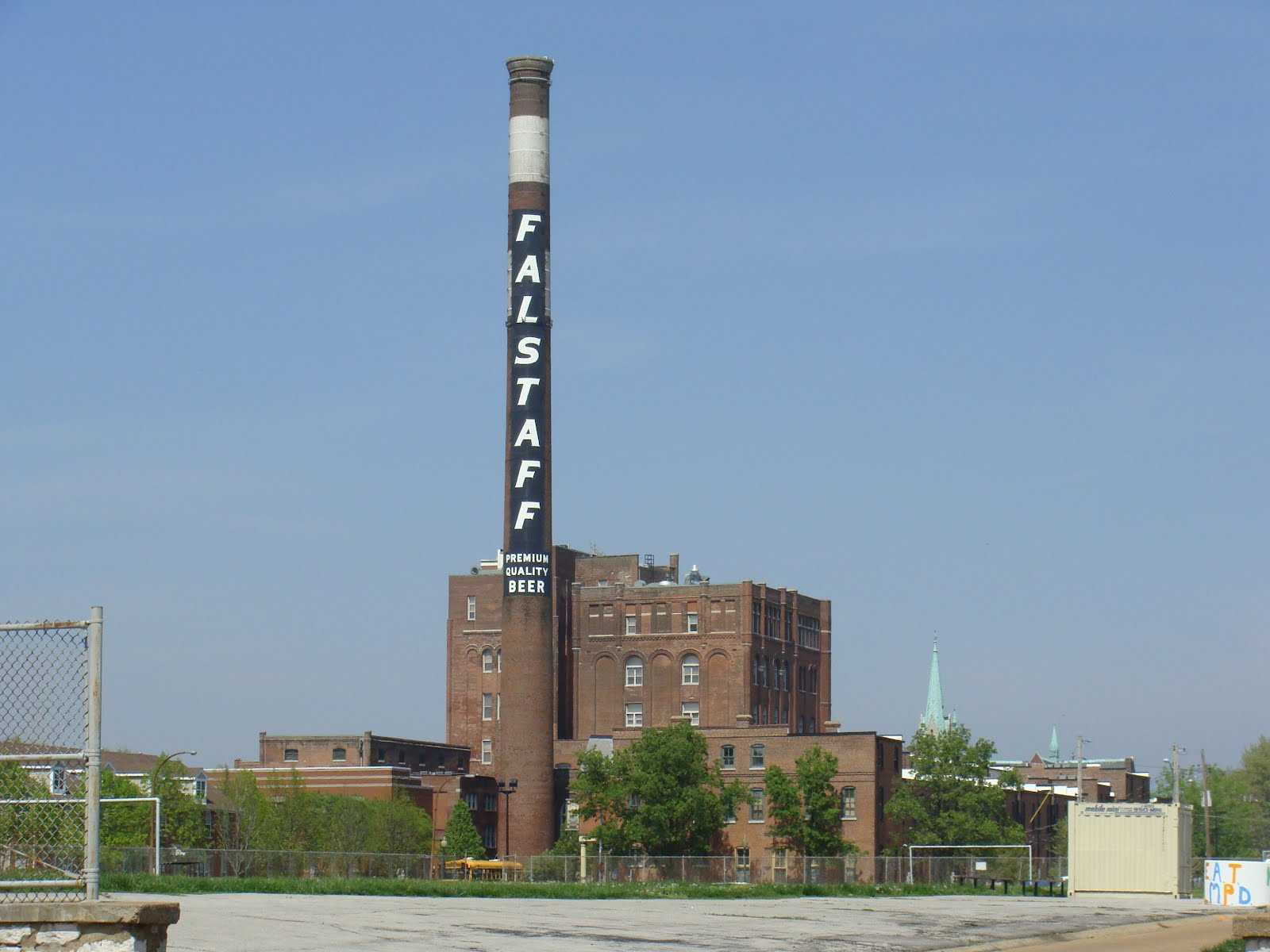 Falstaff Brewery Plant Five, Former Columbia Brewery – St ...