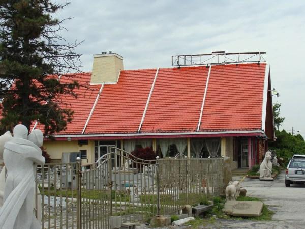 Chinese Restaurant, Hazelwood.