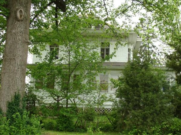 Historic House, Whose Name I Forgot