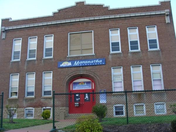 Old Harrison Elementary School, Vinita Park