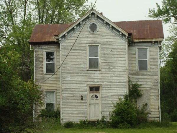 Italianate Farmhouse, Wildwood