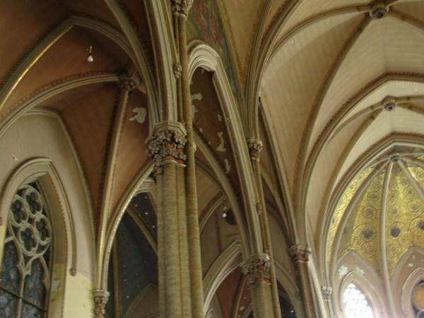 St. Liborius, A Desolate and Beautiful Interior