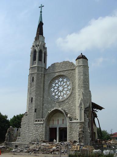 Holy Name Catholic Church, East Central Kansas City