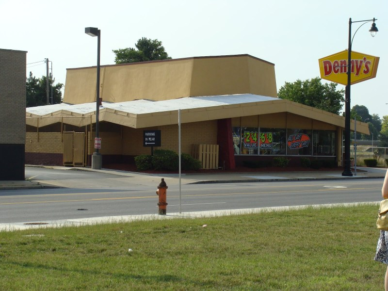 Old School Denny's, South of Downtown Kansas City
