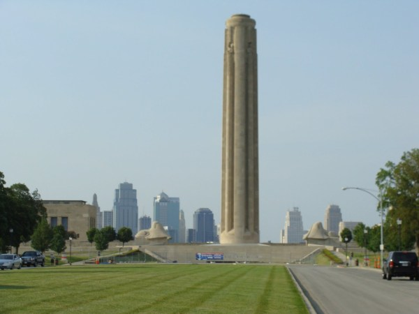 World War I Memorial, Kansas City, Missouri