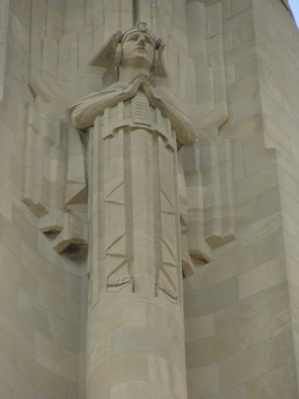 Apex, World War I Memorial, Kansas City, Missouri