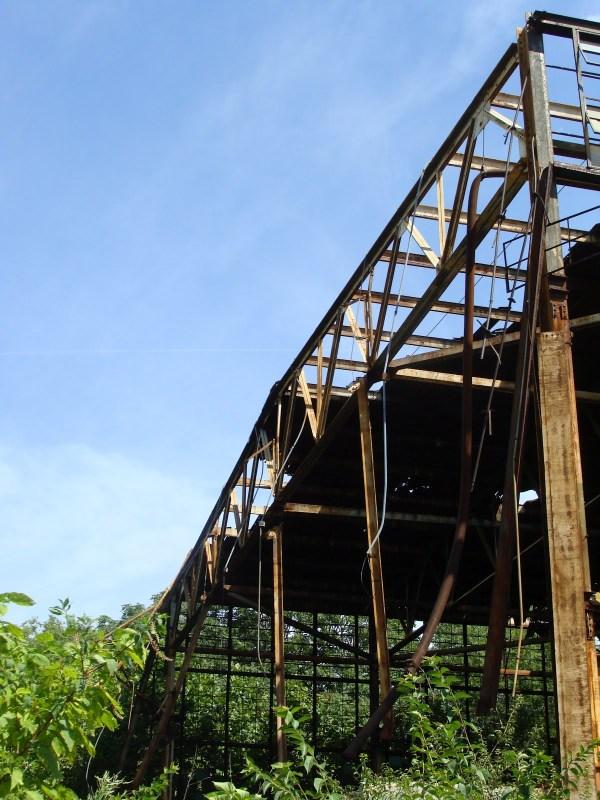 Abandoned Factory, Walnut Park #2